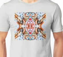Shapes, colors or stains - pattern Unisex T-Shirt