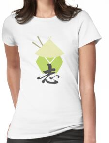Ambition Symbol  Womens Fitted T-Shirt