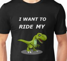 Bicycle: I want to ride my bike Unisex T-Shirt