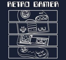 Retro Gamer - Controllers by PaulRoberts
