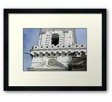 Architecture of San Francisco Church Framed Print