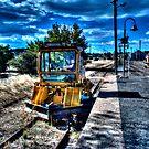 Rail Dozer by Jason Scott