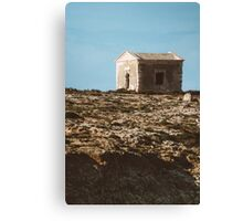 Old Ruin Canvas Print