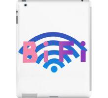 Bi-fi2 iPad Case/Skin