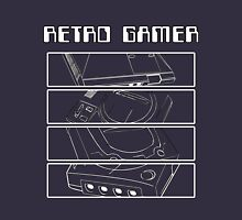 Retro Gamer - Sega Unisex T-Shirt