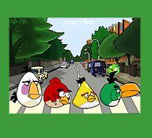 Angry Abbey Birds  by DanDav