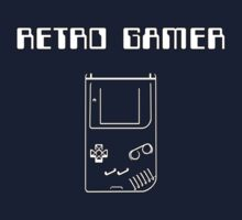 Retro Gamer - Gameboy by PaulRoberts