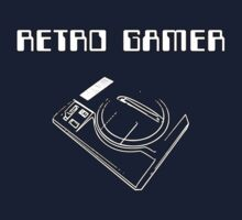 Retro Gamer - Mega Drive by PaulRoberts