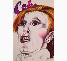 """David Bowie """"Coke Bowie"""" Design Unisex T-Shirt"""