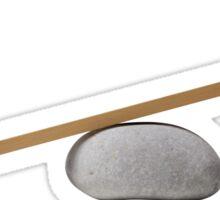 Balance of Stones Sticker