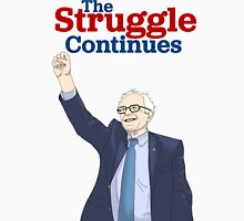 """The Struggle Continues"" 
