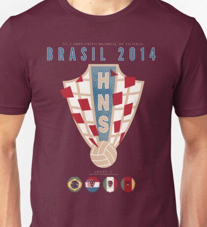 Hrvatska Unisex T-Shirt