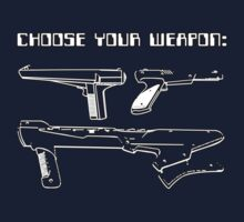 Retro Gamer - Choose Your Weapon (Lightgun) by PaulRoberts