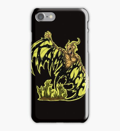 KAM LEE - RISE FROM DEATH iPhone Case/Skin