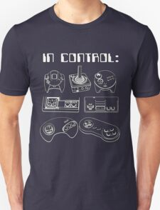 Retro Gamer - In Control T-Shirt