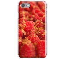Raspberry Pavlova iPhone Case/Skin