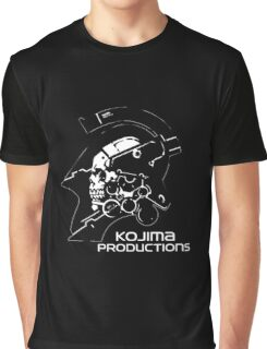 Kojima Graphic T-Shirt