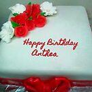 My Facebook Virtual Birthday Cake❤️ by Anthea  Slade