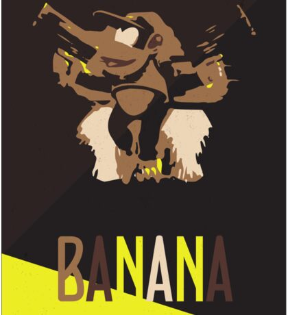 Diddy Kong - Super Smash Borthers Sticker