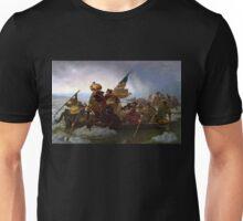 Der Burgermeister Crossing Unisex T-Shirt
