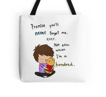 Don't Forget Me Tote Bag