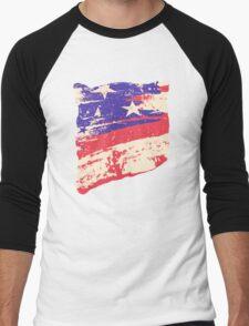 American Woman Men's Baseball ¾ T-Shirt