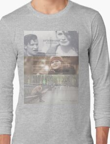 Afterword By Amelia Williams Long Sleeve T-Shirt