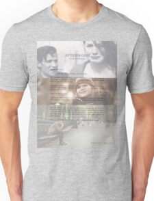 Afterword By Amelia Williams Unisex T-Shirt