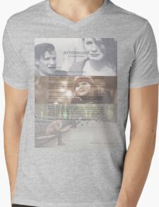 Afterword By Amelia Williams Mens V-Neck T-Shirt