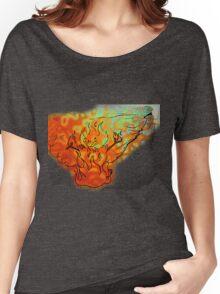 Fireman Women's Relaxed Fit T-Shirt