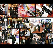 Reynaldo's First Friday Art Walk Exhibit March 6, 2009 by Reynaldo