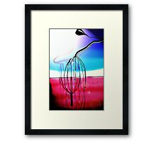 Astral travel Framed Print