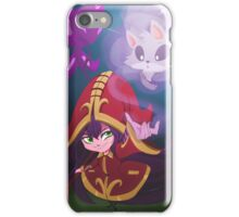 Lulu, The Fae Sorceress iPhone Case/Skin