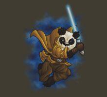 Panda Jedi by ianablakeman