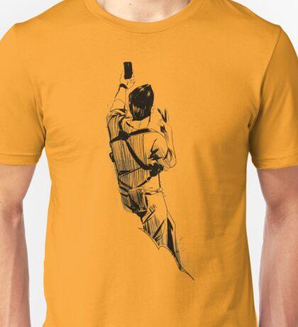 Uncharted 4 - Nate Selfie Unisex T-Shirt
