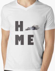 """Kentucky """"HOME"""" Mens V-Neck T-Shirt"""