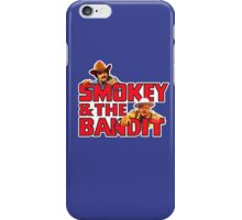 Smokey + Bandit iPhone Case/Skin