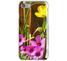 Ready to mow iPhone Case/Skin
