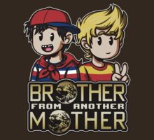 Another MOTHER - Ninten & Lucas (alt) by MartinIsAwesome