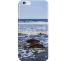 Two waves iPhone Case/Skin