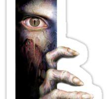 Resident Evil 2 - Zombie Slit Sticker