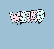 Weird Typography Unisex T-Shirt