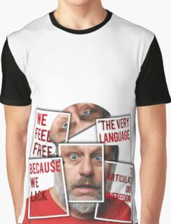The Real of Slavoj Zizek Graphic T-Shirt