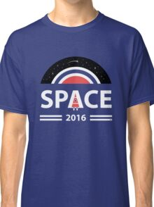 Vote For Space Classic T-Shirt