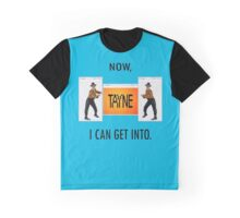 Now TAYNE I can get into  Graphic T-Shirt