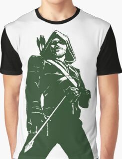 Green Arrow Graphic T-Shirt