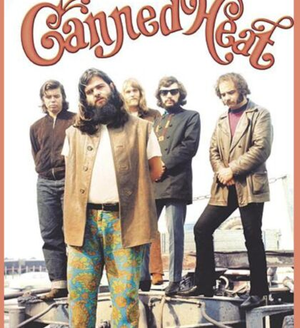 Canned Heat Sticker