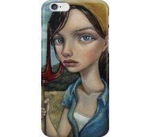Farm Girl iPhone Case/Skin