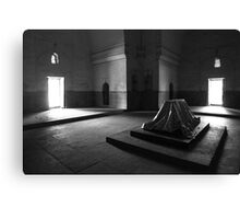 The Begums Tomb 2 Canvas Print