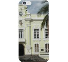 City Hall in Otavalo iPhone Case/Skin
